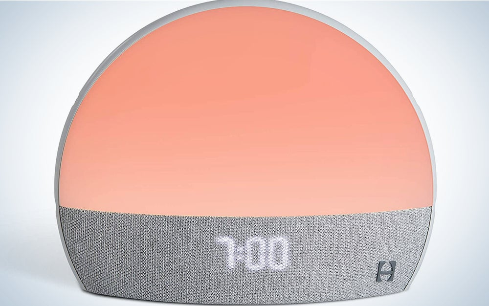 Hatch Restore is our pick for best alarm clock.
