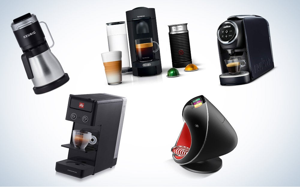 These are our picks for the best pod coffee makers on Amazon.