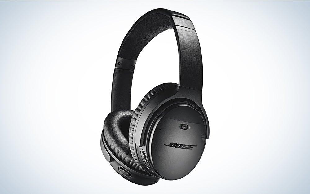 Bose QuietComfort II are the best headphones for sleeping.