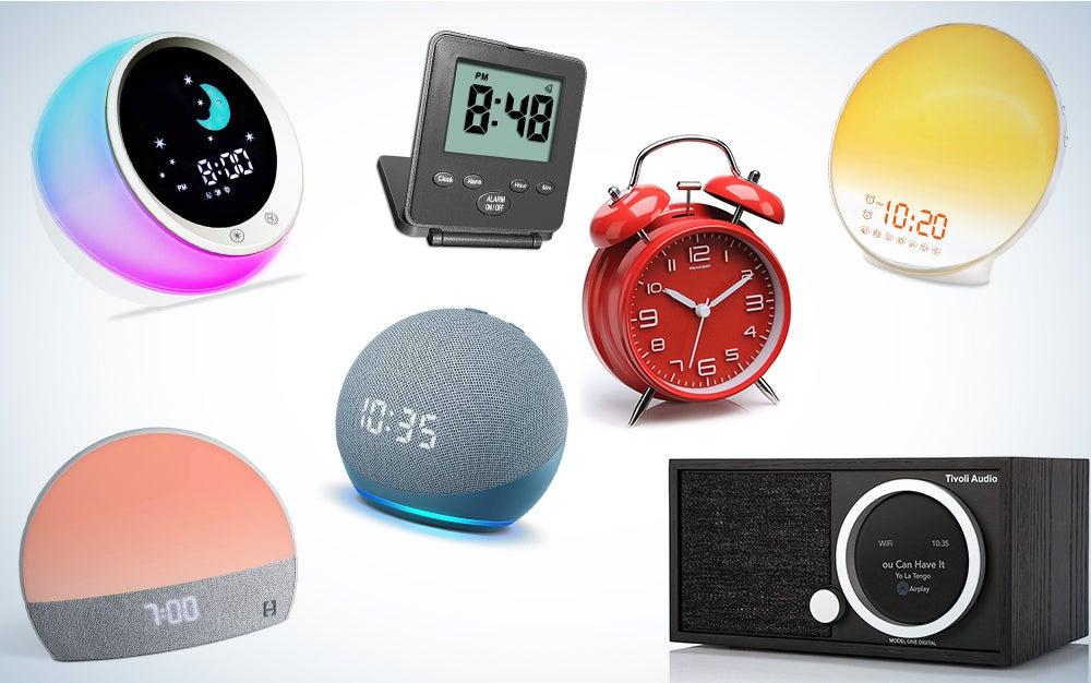 Best alarm clocks feature image composite