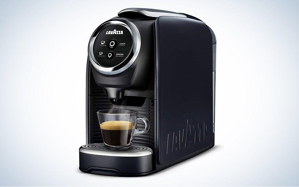 Lavazza BLUE Classy Mini is our pick for the best espresso pod machine.