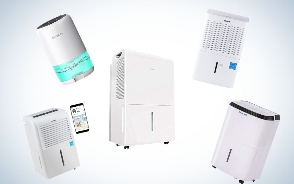 The Best Dehumidifiers of 2021