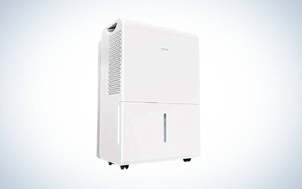 The hOmeLabs Energy Star is Best dehumidifier overall