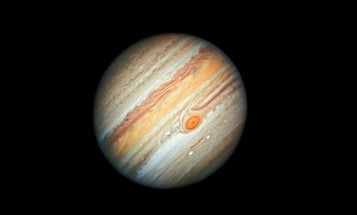 Jupiter's Great Red Spot is whirling faster than ever