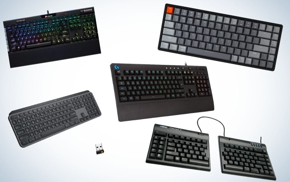 The best keyboards to upgrade your computer setup thumbnail