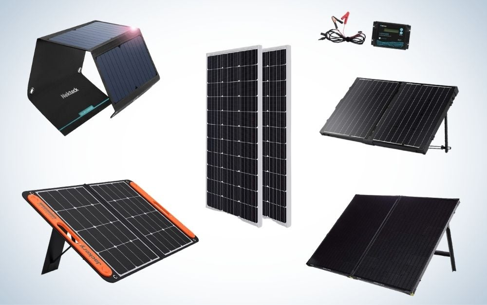 The Best Solar Panels of 2021