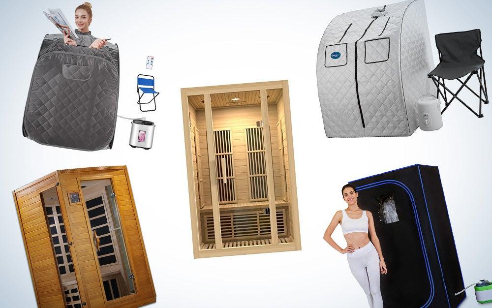 best home saunas
