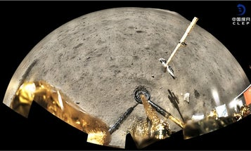 Scientists have new moon rocks for the first time in nearly 50 years