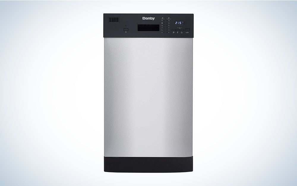 Danby 18-Inch Built-in Dishwasher is the best dishwasher.