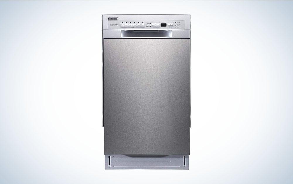 EdgeStar 18-Inch Energy Star is the best dishwasher.