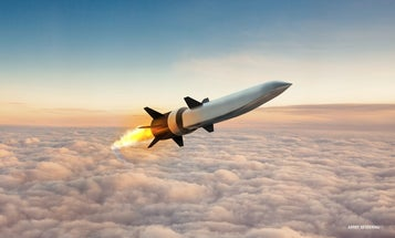 Why DARPA's new hypersonic weapon could pack such a devastating punch