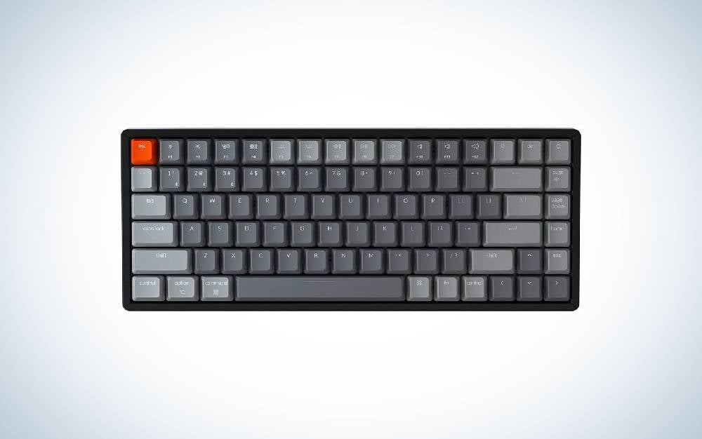 Keychron K2 mechanical keyboard is the best mechanical keyboard