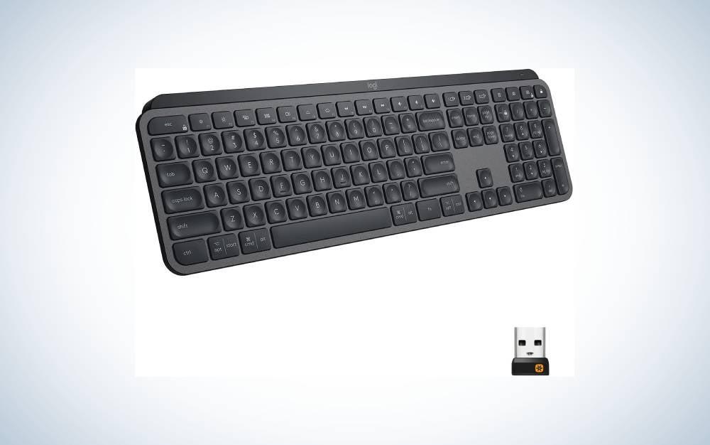 Logitech MX Keys is the best wireless keyboard