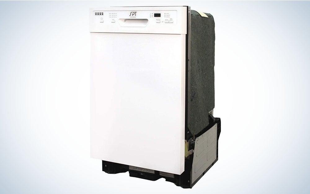 "SPT Energy Star 18"" Built-In Dishwasher is the best dishwasher."