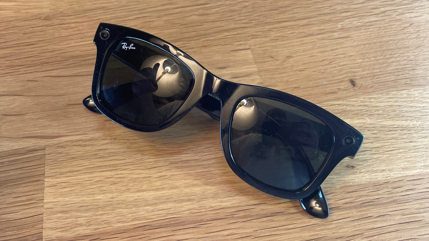 Ray-Ban Stories Review