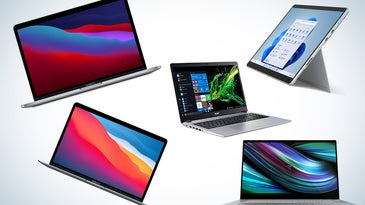 Best laptops for music production feature image composite