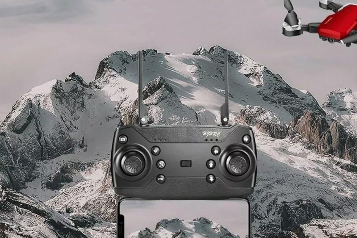 Ninja Dragon J10X Wi-Fi RC Quadcopter Drone