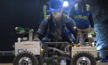 These robots are DARPA's hope for the future of cave warfare—or disaster relief