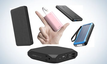 The best portable power banks to keep your gadgets charged on the go