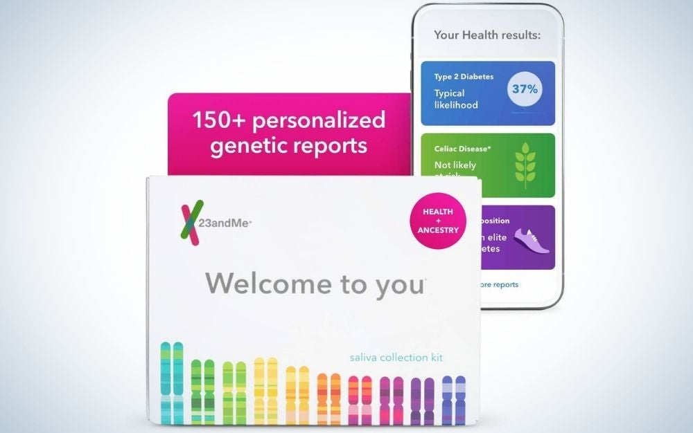 23andMe Health   Ancestry is the best DNA test kit overall.