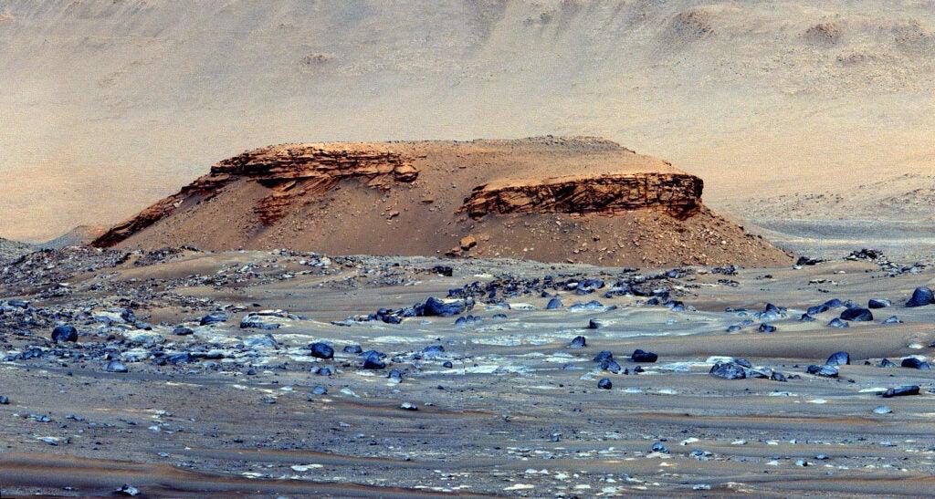 Mars's barren Jezero crater had a moist and dramatic previous thumbnail