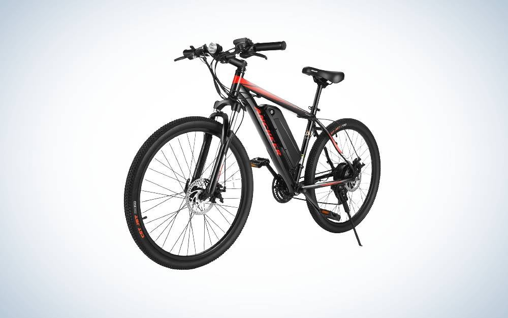 ancheer electric mountain bike best overall
