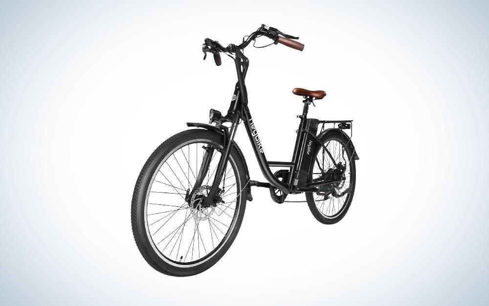 heybike cityscape cruiser electric bike best for seniors