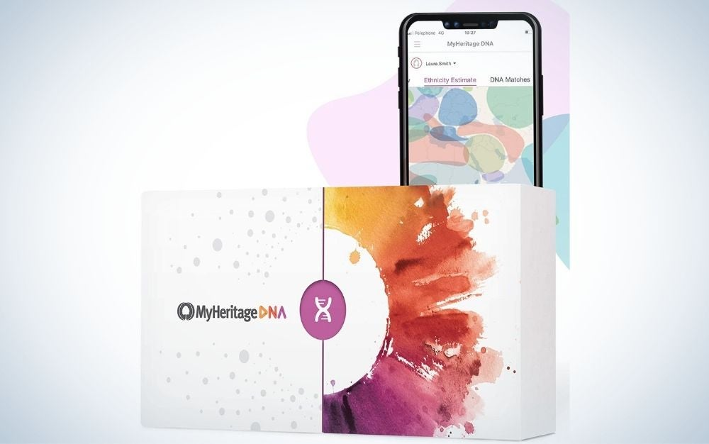 MyHeritage is the best DNA test kit.
