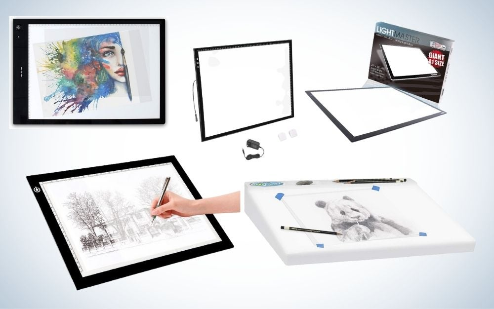 The best light boxes for artists in 2021