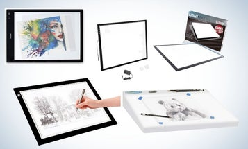 The best light boxes for artists