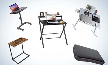 The best laptop desks for working around the house