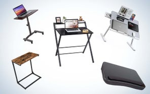 The best laptops desks for working around the house