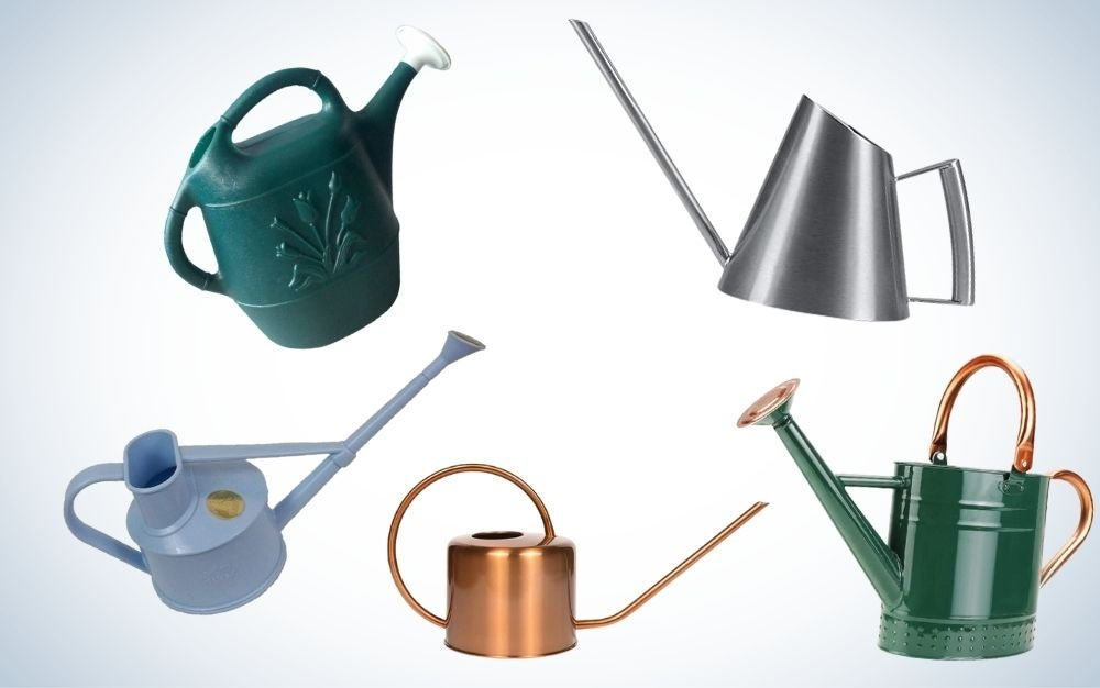 The best watering cans of 2021