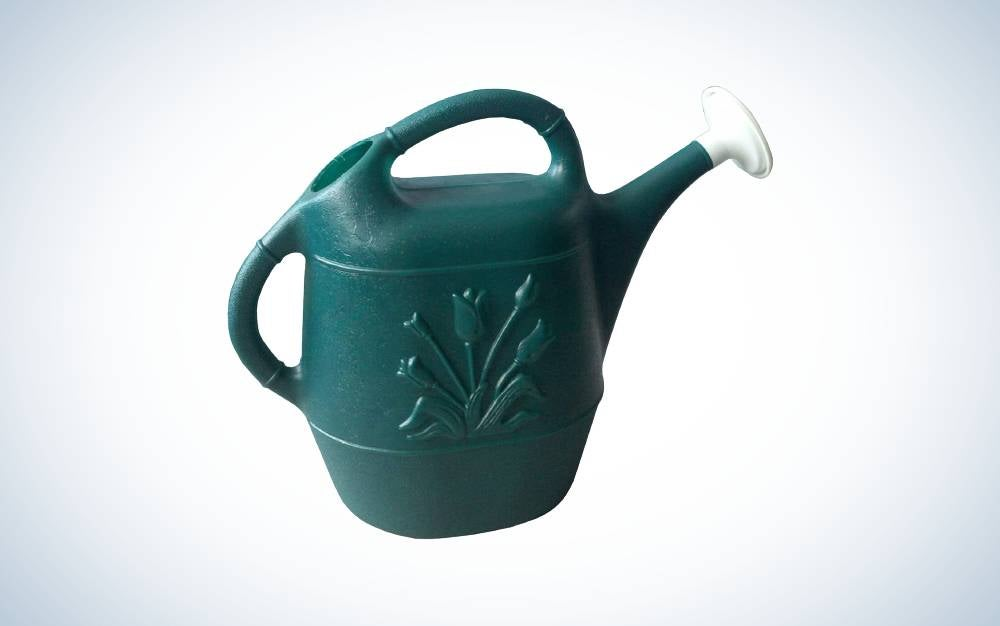 The Cado 63065 2Gal Watering Can is best watering can for gardens.