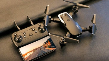 4K Dual Camera Pro GPS Drone