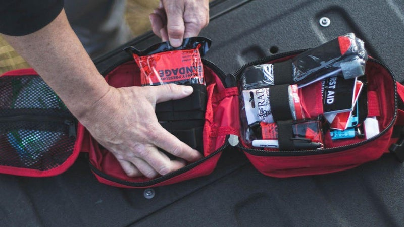Build your emergency preparedness stockpile with these survival kits and essential tools on sale