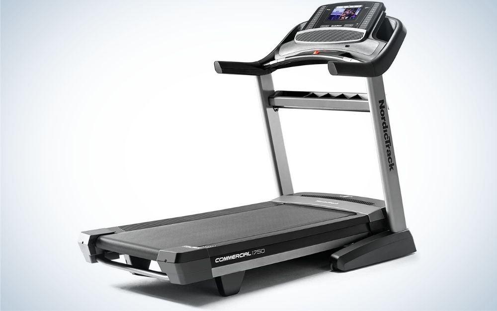 best treadmill nordictrack