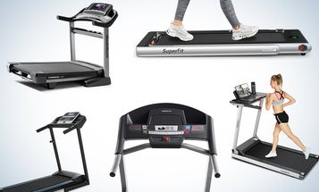 The best treadmills for walking and running all year round