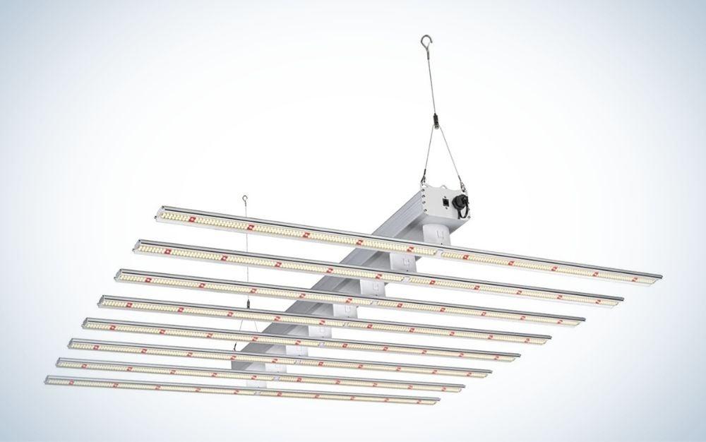 Enlfjoss JC Series 4000W are the best commercial LED grow lights.