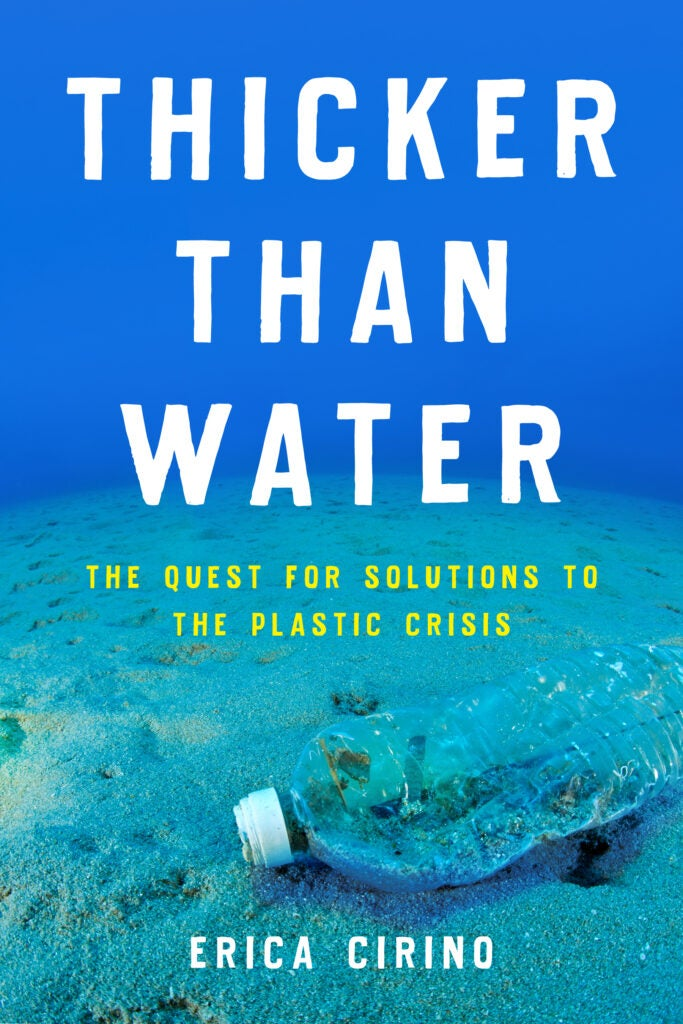 Plastic production is a fossil fuel problem