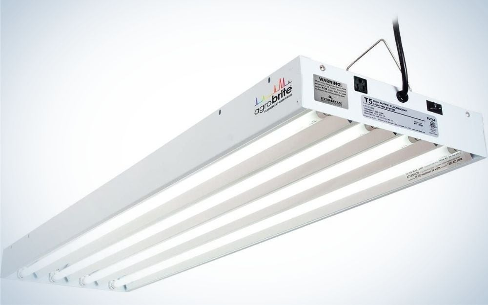 Hydrofarm is our pick for the best grow lights.