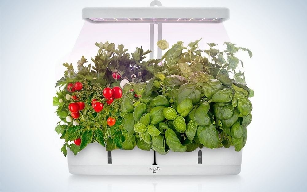 Serene Life is our pick for the best grow lights.