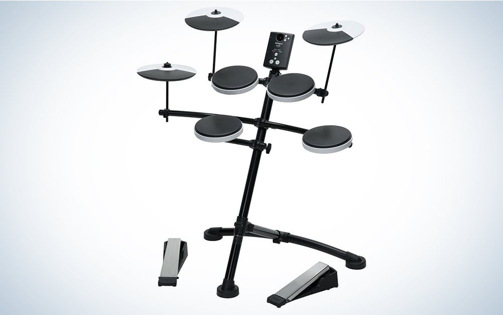 Roland TD-1K is our pick for the best electronic drum set.