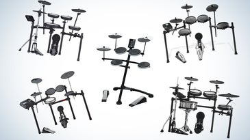 best electronic drum sets feature image