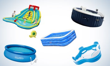 The best inflatable pools for backyard fun