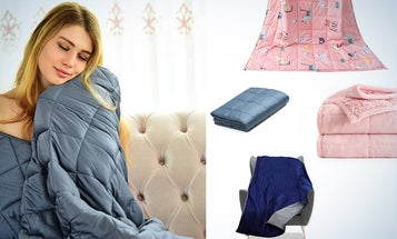 The best weighted blankets for a more restful night's sleep