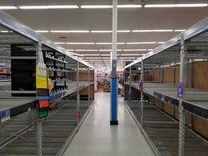 Store shelves are empty again, and COVID is only part of the reason