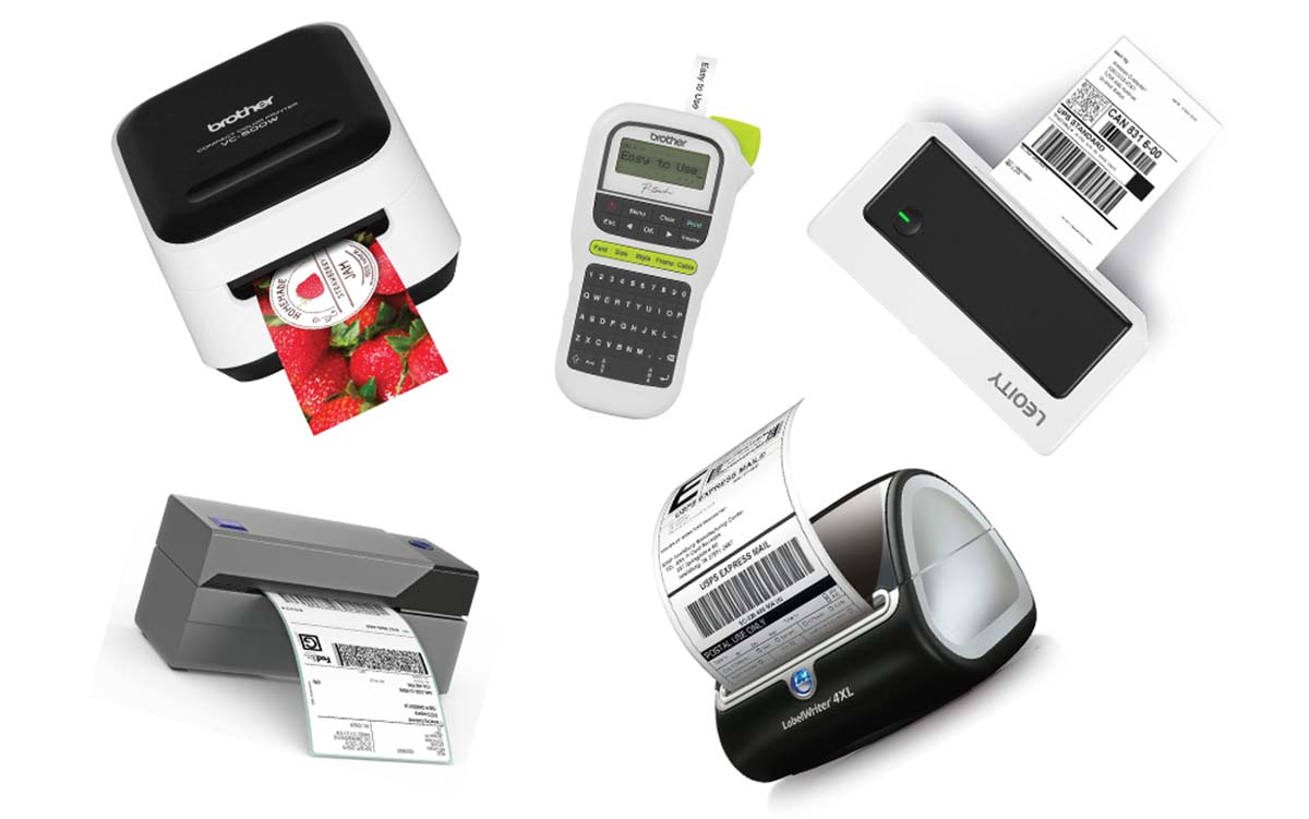 The best label printers of 2021