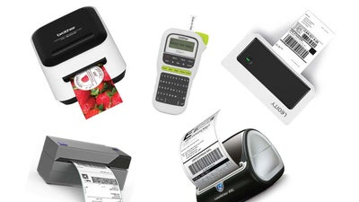 The best label printers for home and small businesses