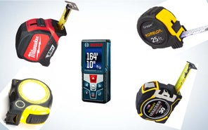 The best tape measures for any kind of job